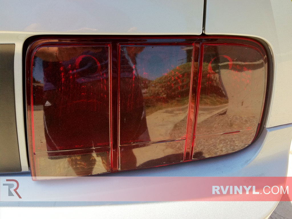 Ford Mustang 2005-2009 Tail Light Overlays