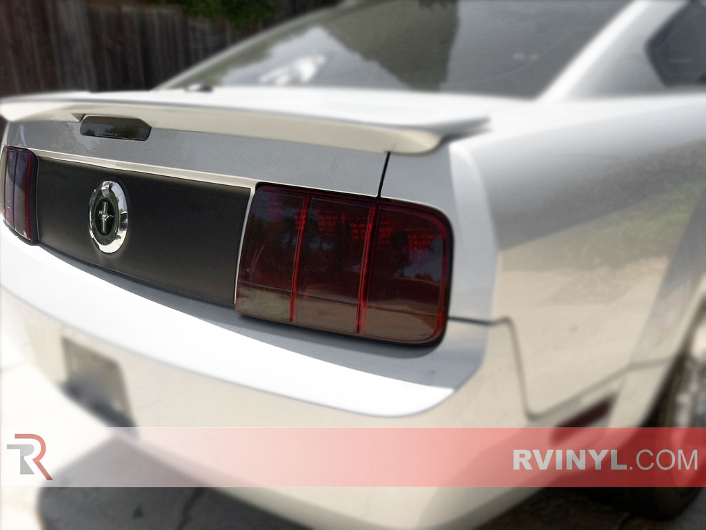 Ford Mustang 2005-2009 Tail Lamp Covers