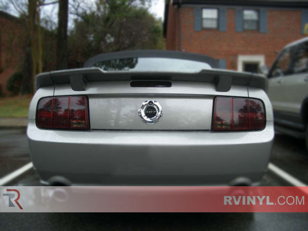 Ford Mustang 2005-2009 Tail Light Covers