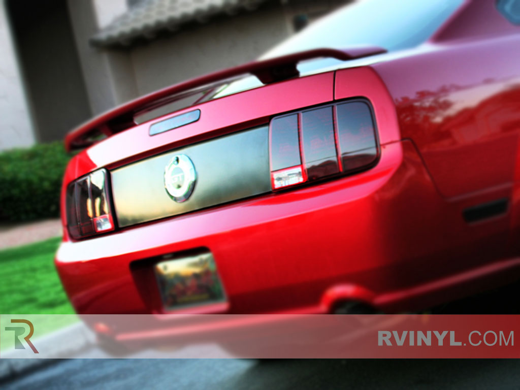 Ford Mustang 2005-2009 Custom Tail Lights