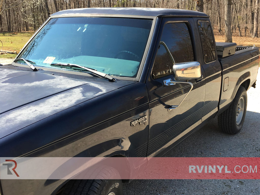 Rtint� 1990-1992 Ford Ranger Window Tint Kit