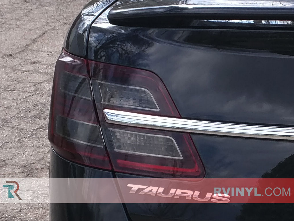 Ford Taurus 2013 2017 Smoked Tail Lights