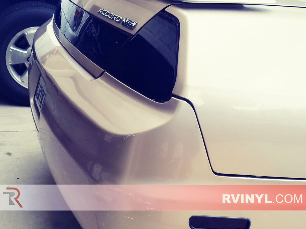 Rtint Accord Coupe Taillight Overlays