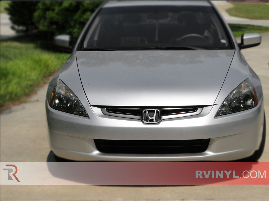 Honda Accord Sedan 2003-2005 Headlight Covers