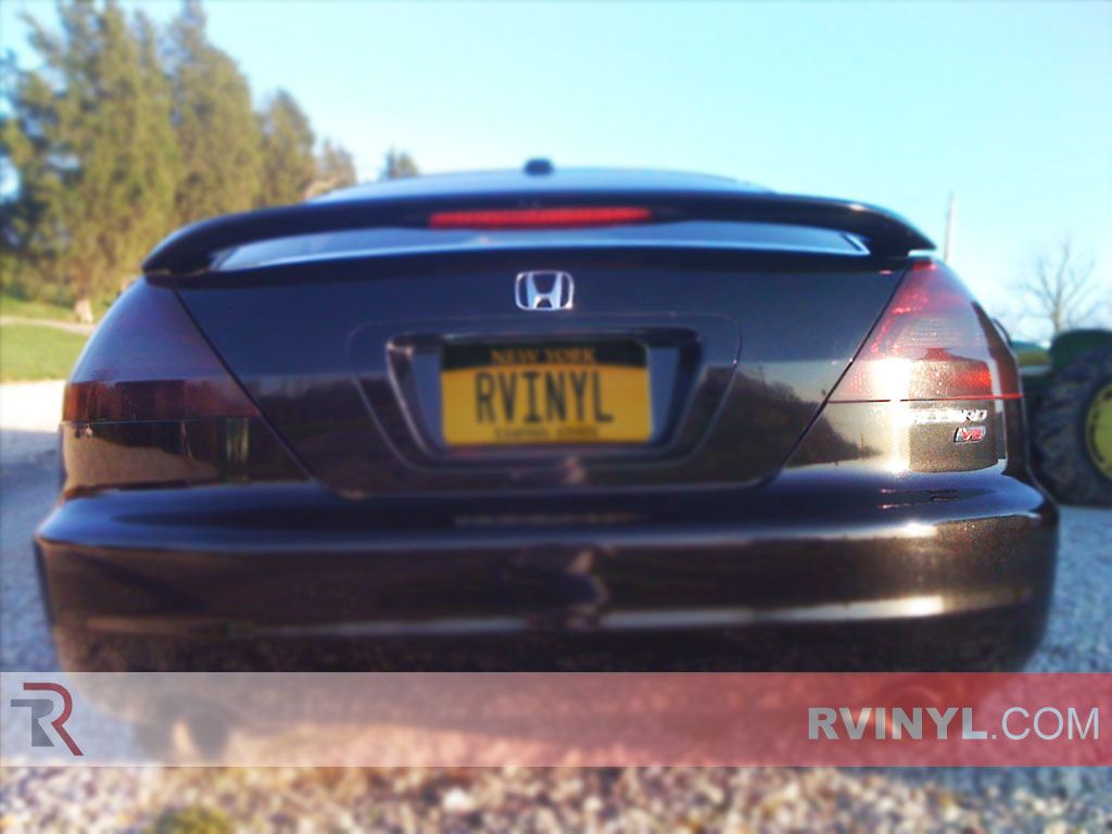 Custom 2005 Honda Accord Sedan