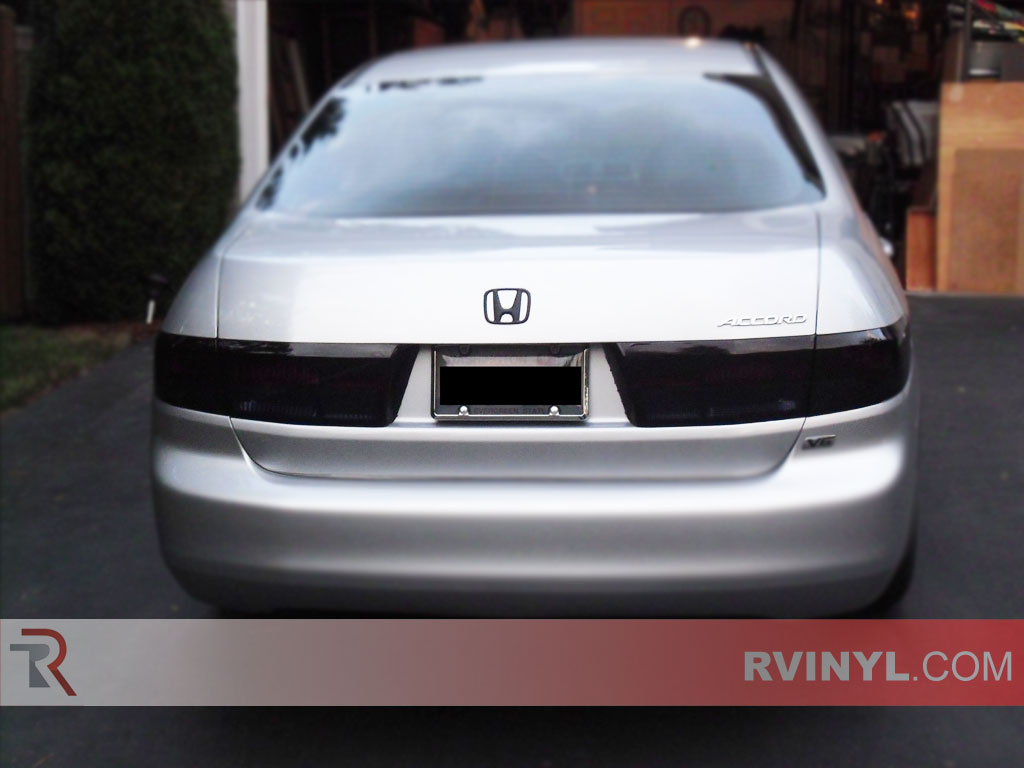 Honda Accord Sedan 2003 2005 Tail Light Covers