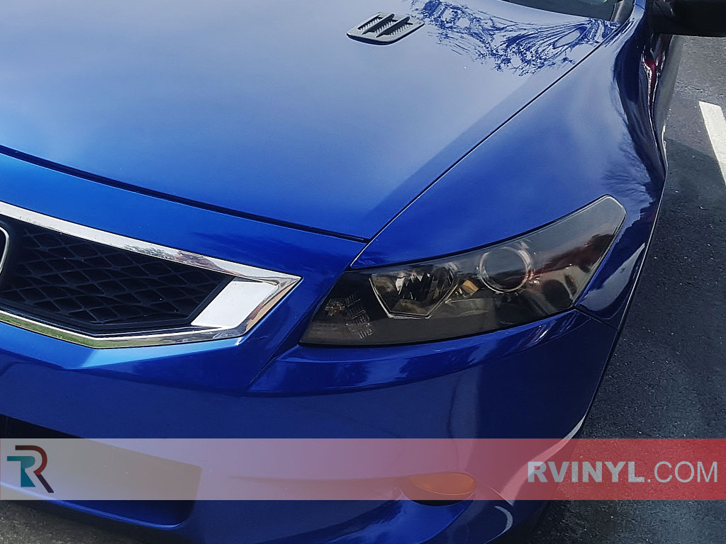 Honda Accord Coupe 2008-2012 Blackout Headlamps