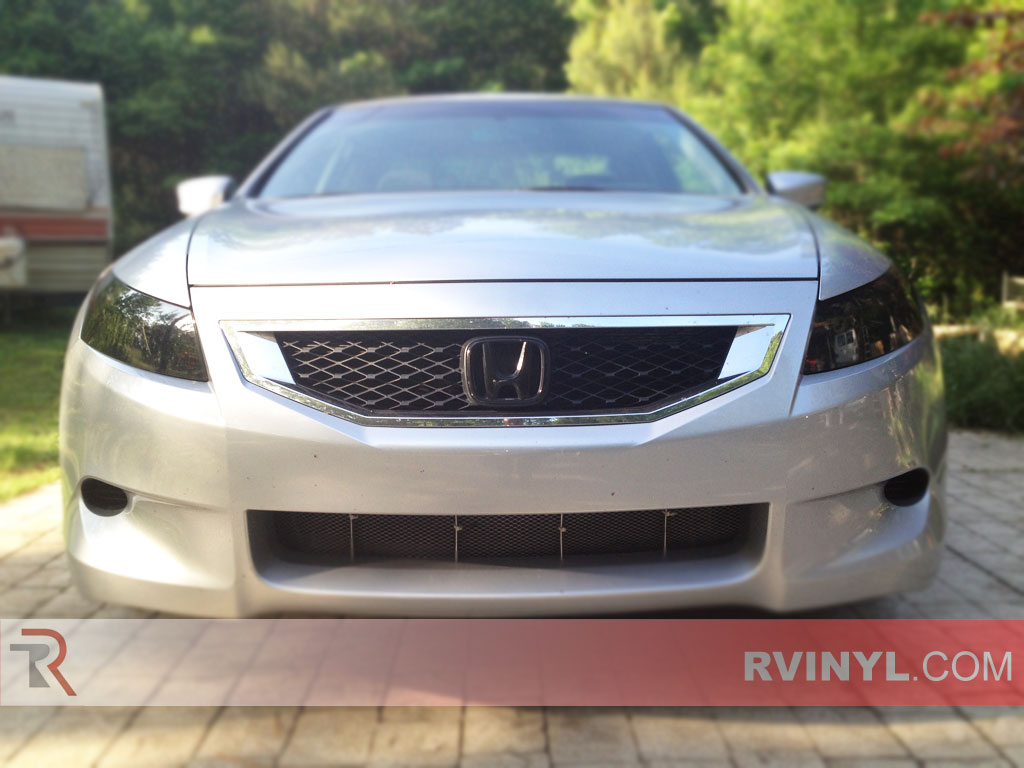 Rtint Honda Accord Coupe 2008 2012 Headlight Tint Film