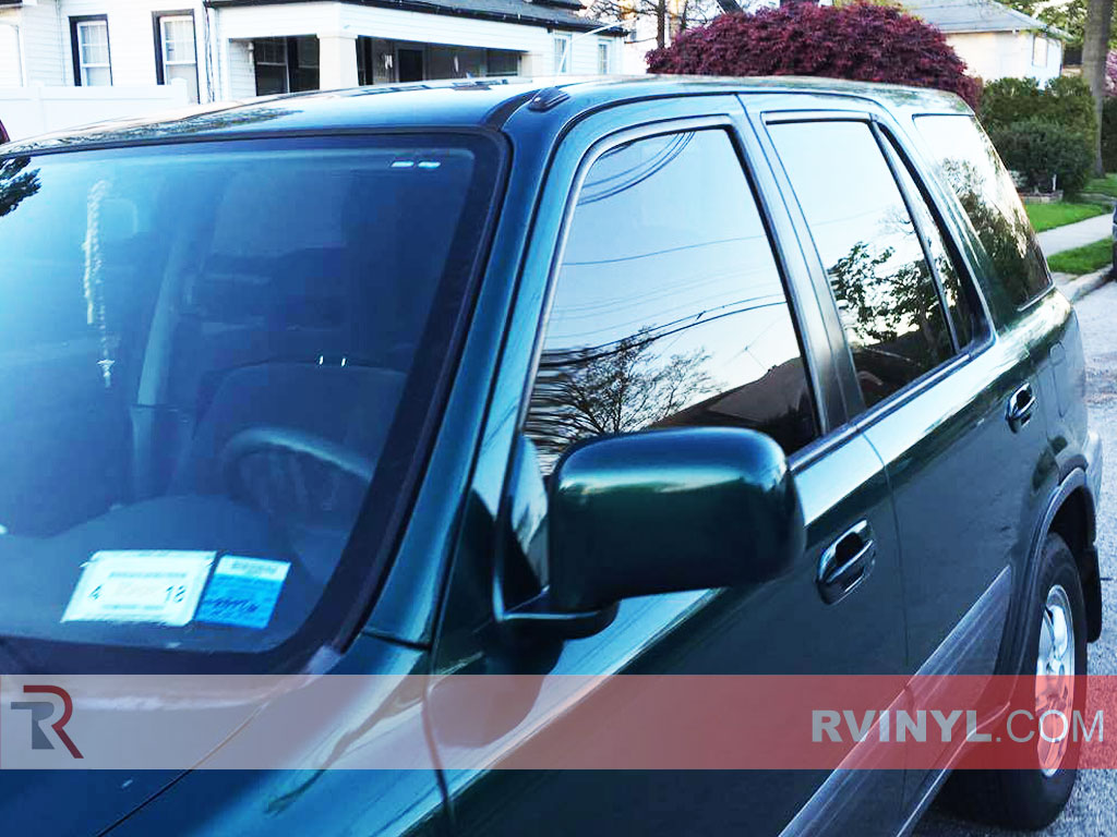 20/% Back Kit Rtint Window Tint Kit for Honda CR-V 1997-2001