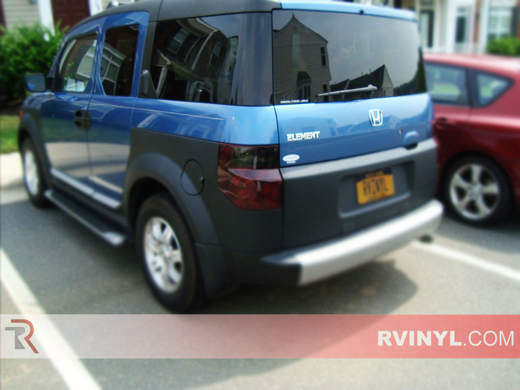 Honda Element 2003-2008 Tail Light Tints
