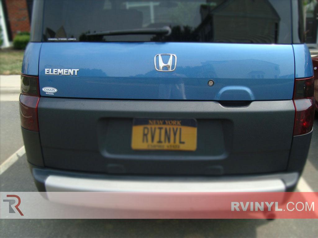 Honda element 2003 2008 tinted tail lights