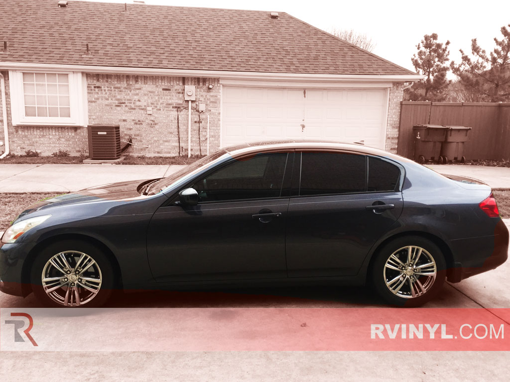 Rtint Infiniti G35 2008 Window Tint Kit Sedan
