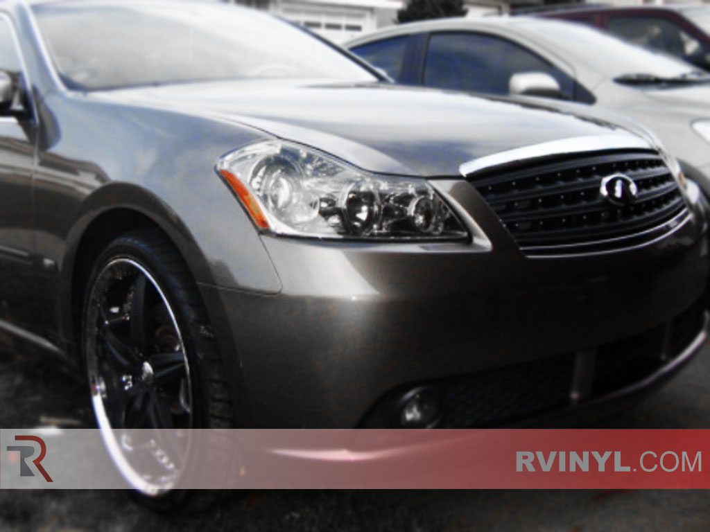 Infiniti M45 2006-2010 Headlight Covers