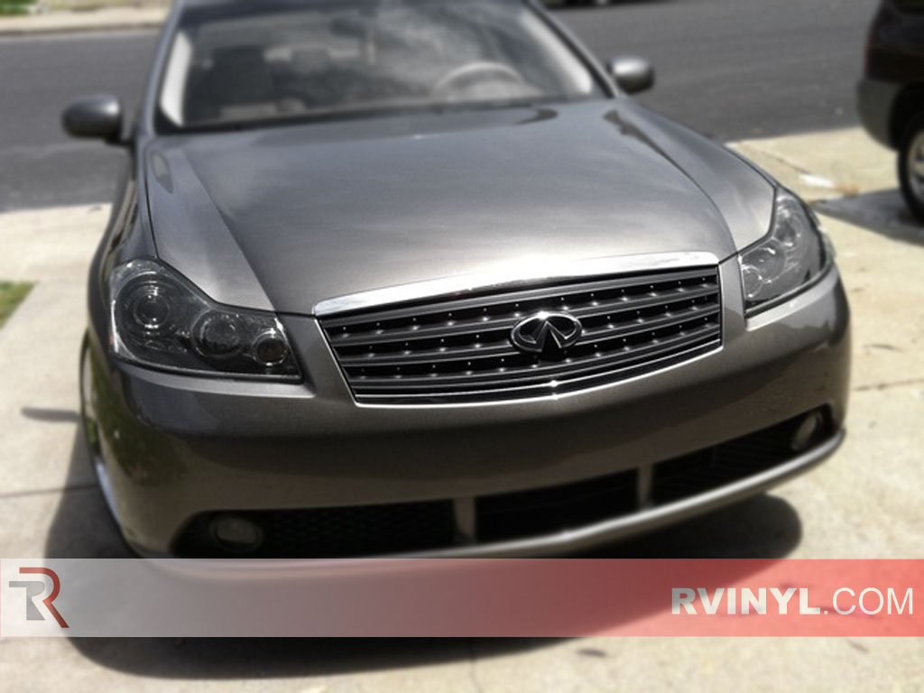 Infiniti M45 2006-2010 Tinted Headlights