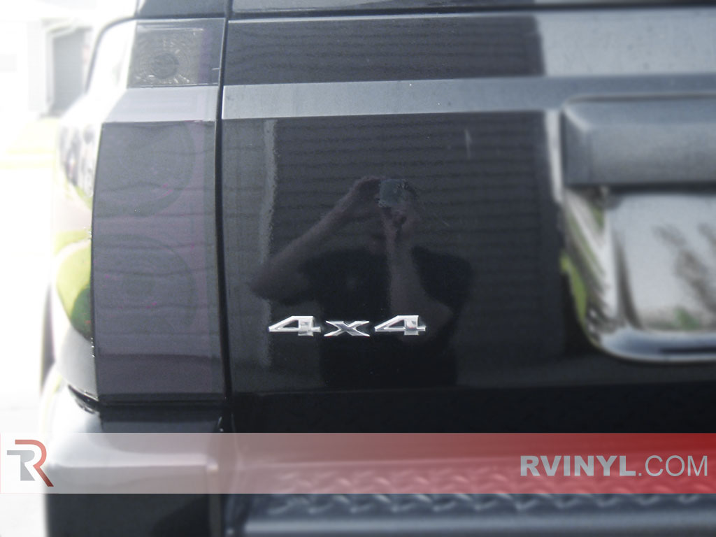 Jeep Commander 2006 2010 Tail Light Covers