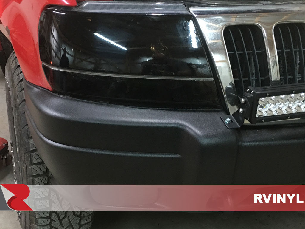 Rtint� Jeep Grand Cherokee 1999-2003 Headlight Tint