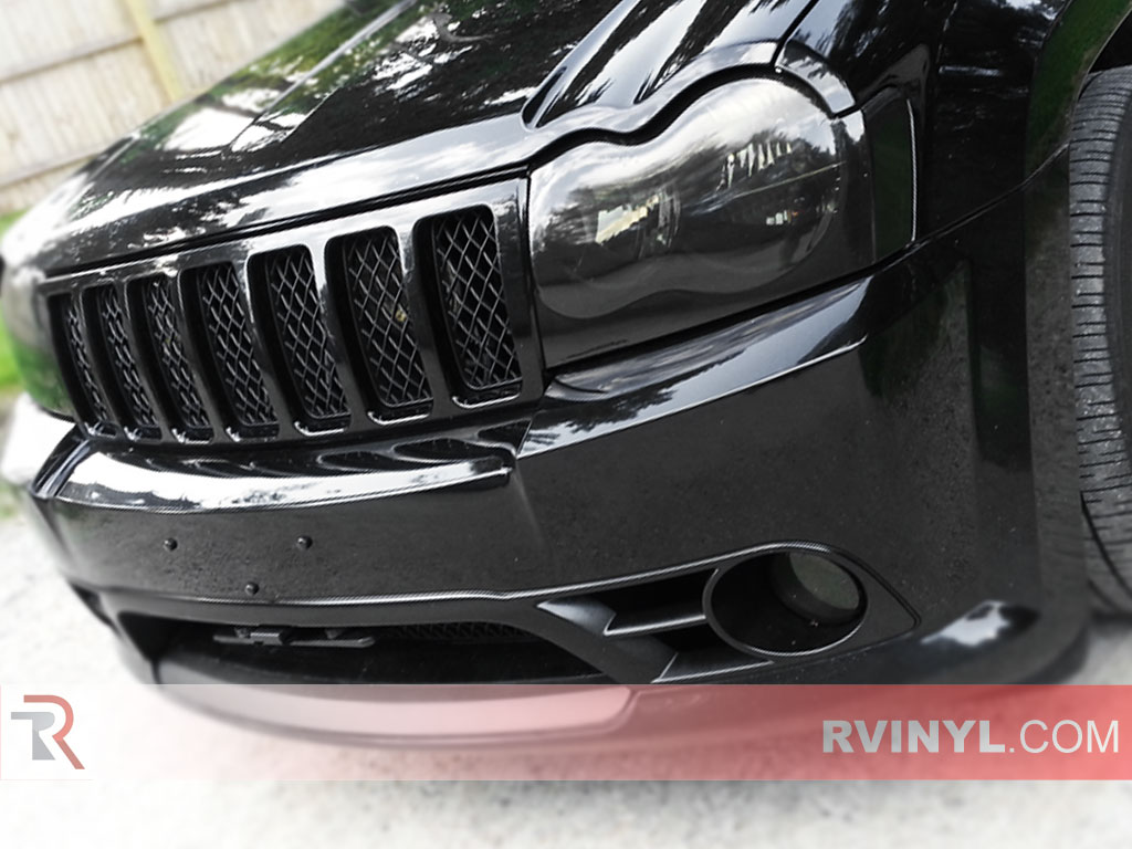 Jeep Grand Cherokee 2005-2007 Smoked Headlights