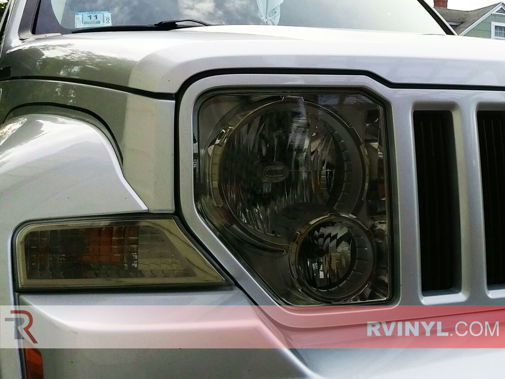 Jeep Liberty 2008-2012 Headlight Covers