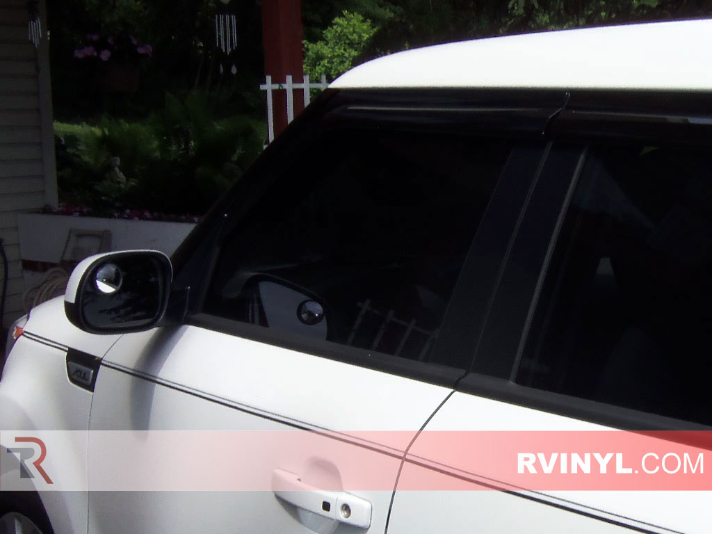 Rtint Kia Soul 2017 2018 Window Tint Kit