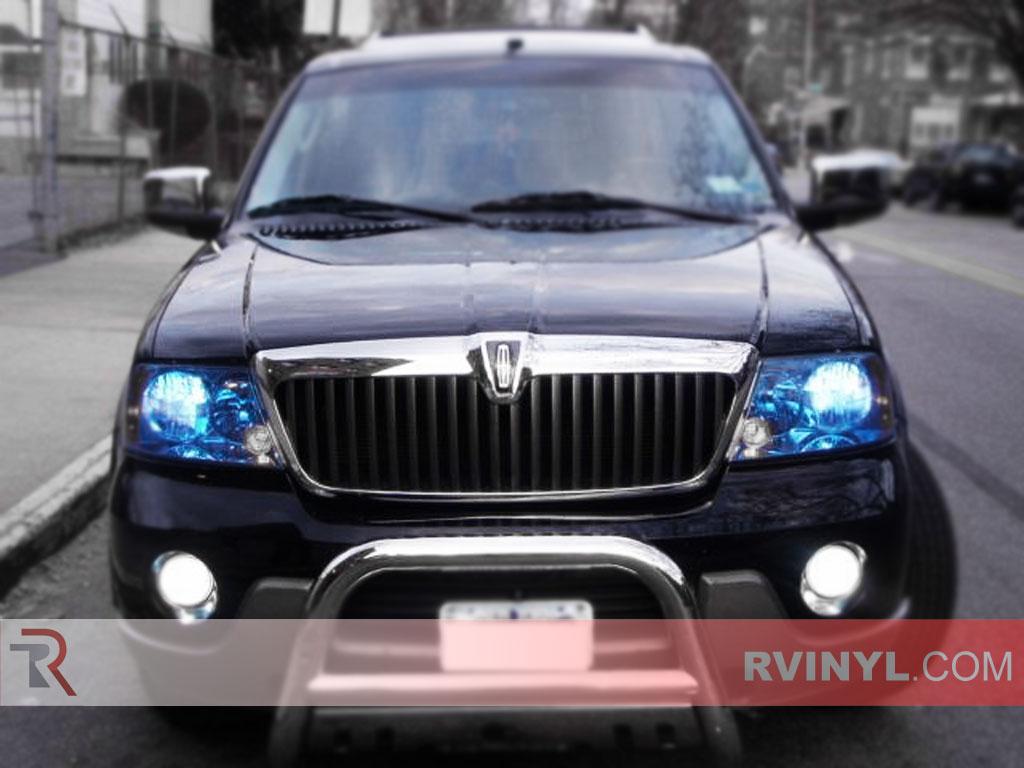 Lincoln Navigator 2003 2004 Headlight Covers