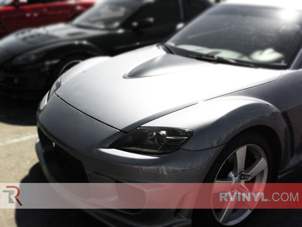 Mazda RX-8 2004-2008 Headlight Overlays