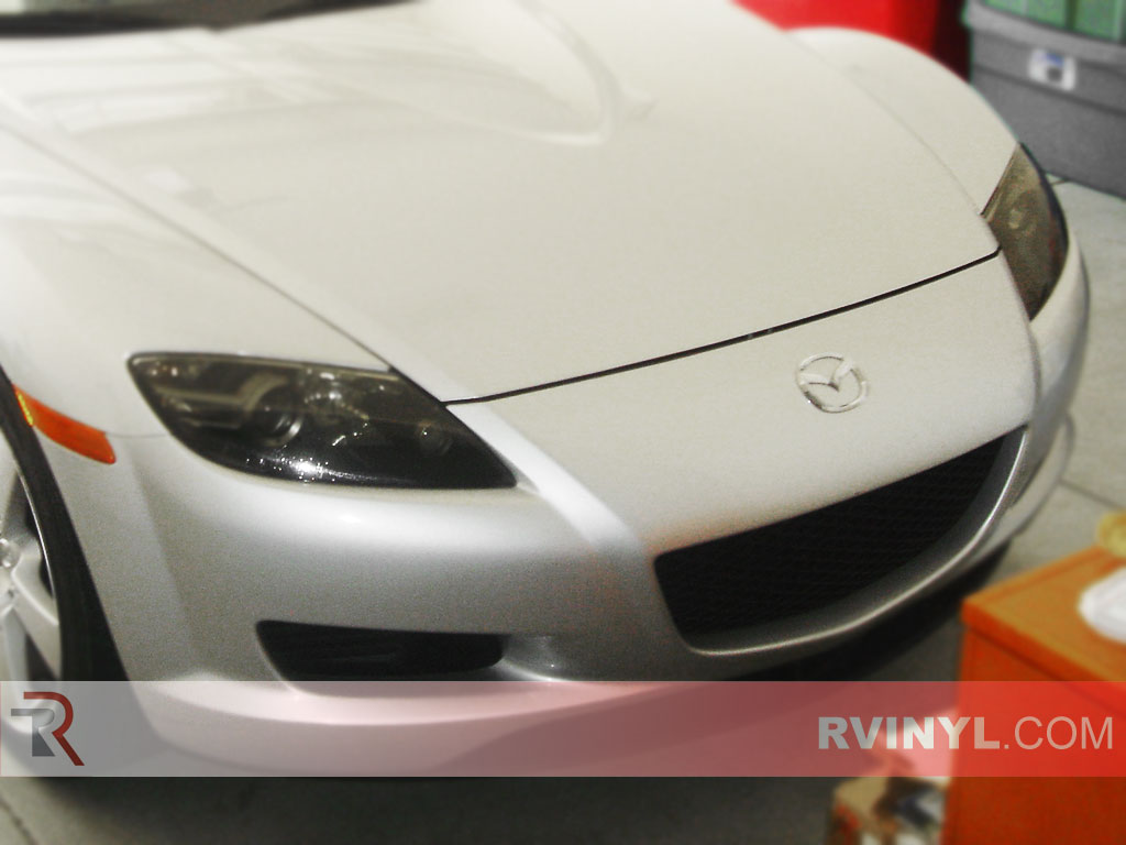 Mazda RX-8 2004-2008 Headlight Tints