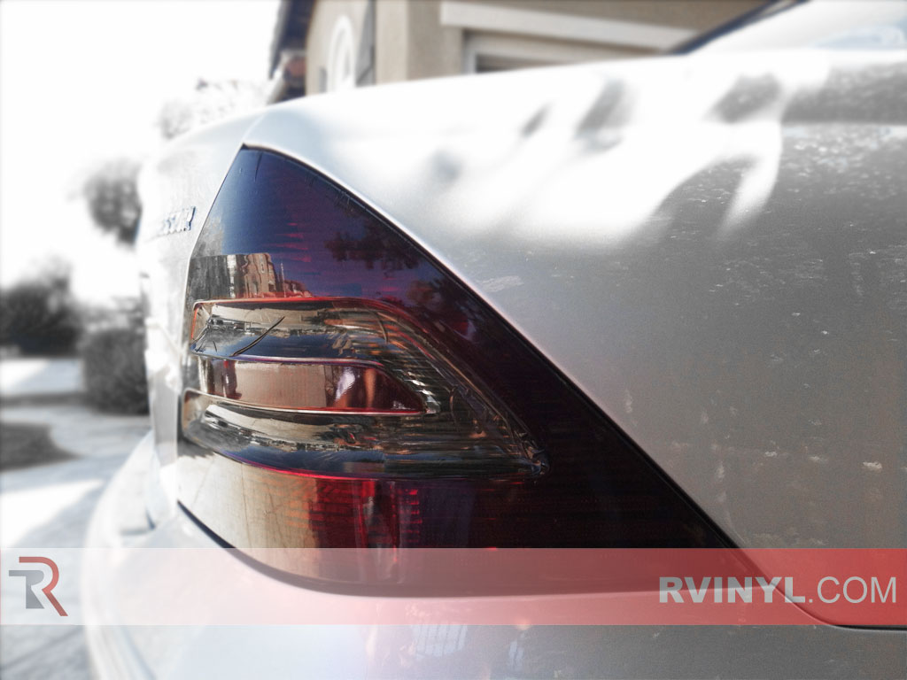 MERCEDES C230 C CLASS 2003 REAR LIGHT REAR LAMP DRIVER SIDE O//S//R