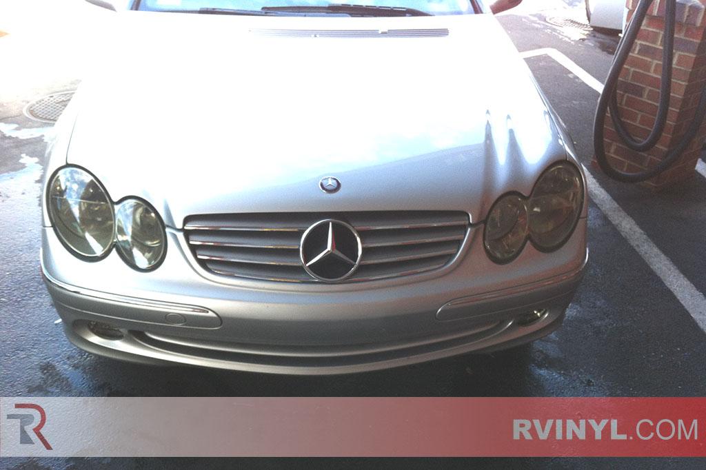 mercedes-benz clk 320 coupe 2001