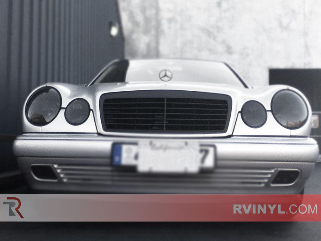 Rtint mercedes benz e class sedan 2000 2002 headlight for Mercedes benz headlight