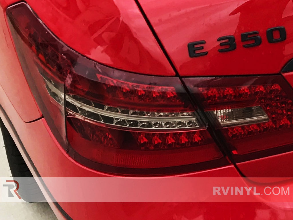 Rtint® 2010-2013 Mercedes-Benz E350 Coupe Taillight Tint