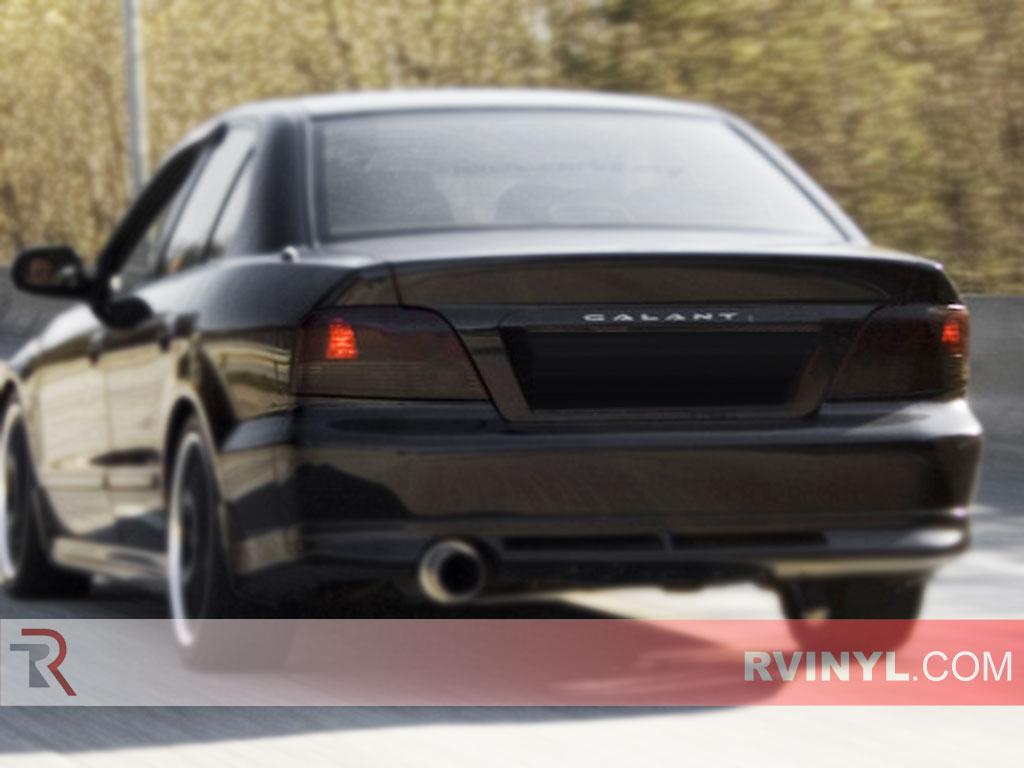 28+ Mitsubishi Galant 2002 Black