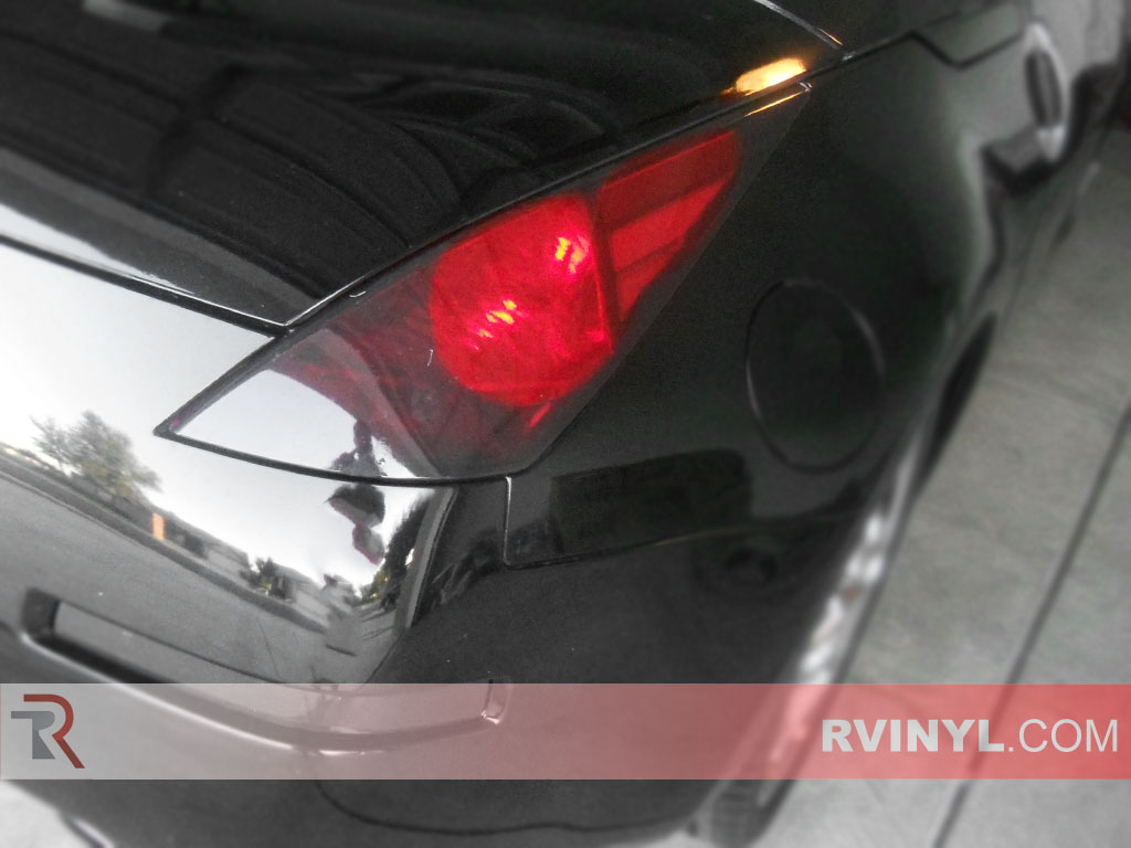 Nissan 350z 2003 2008 Tail Light Overlays