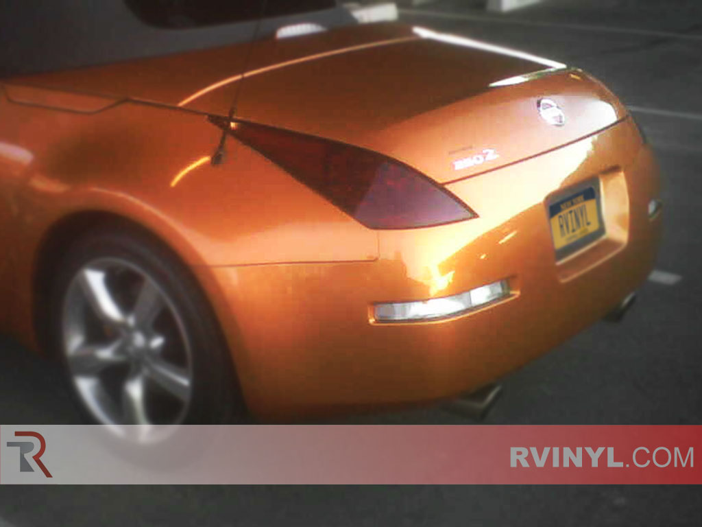 Nissan 350Z 2003-2009 Tinted Tail Lights