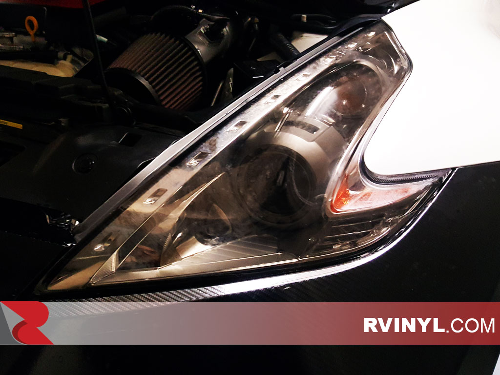 Rtint� 2009-2019 Nissan 370Z Headlight Tint Kit