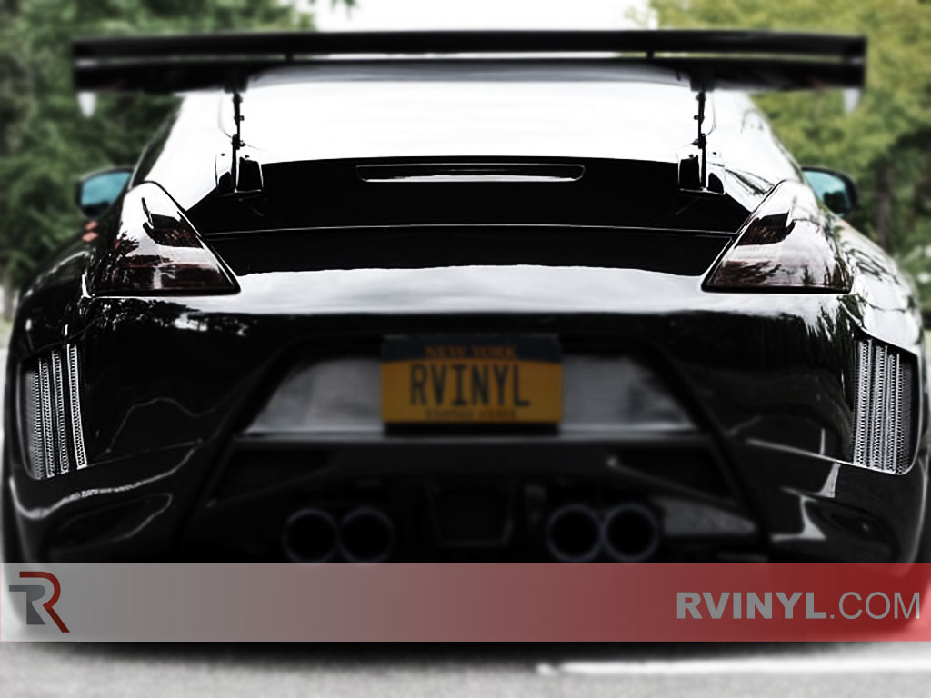 Nissan 370Z 2009-2019 Tail Light Tints
