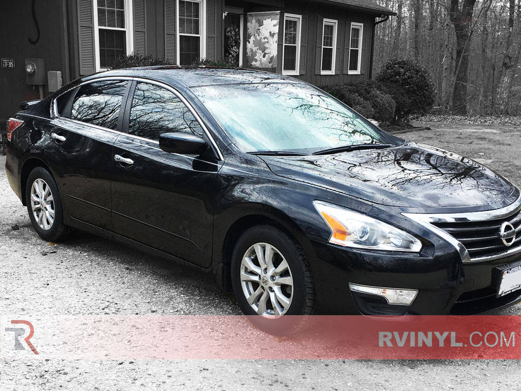 Nissan Altima Blacked Out Finest Nissan Altima Blacked