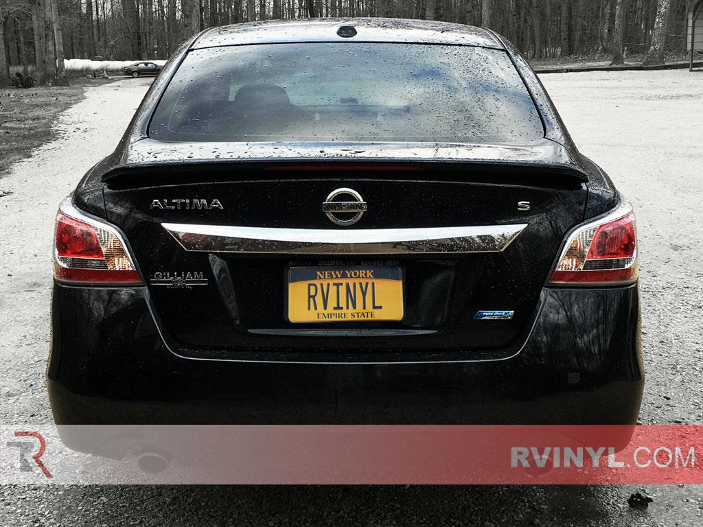 Rtint Nissan Altima Rear Windshield Tint
