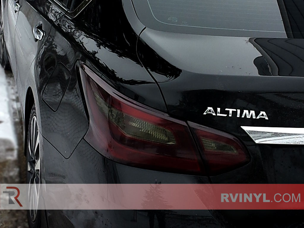 Rtint nissan altima coupe 2008 2016 tail light tintfilm nissan altima coupe 2008 2016 tail light tints vanachro Image collections