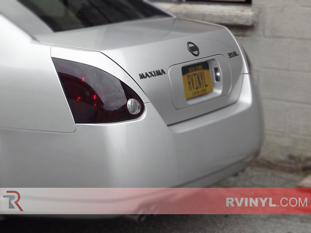 Nissan Maxima 2004-2008 Tail Light Covers