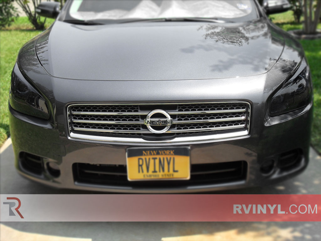 Rtint 174 Nissan Maxima 2009 2014 Headlight Tint Film