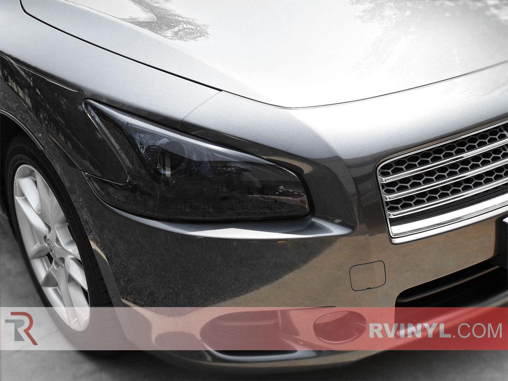 Rtint 174 Nissan Maxima 2009 2014 Headlight Tint Film