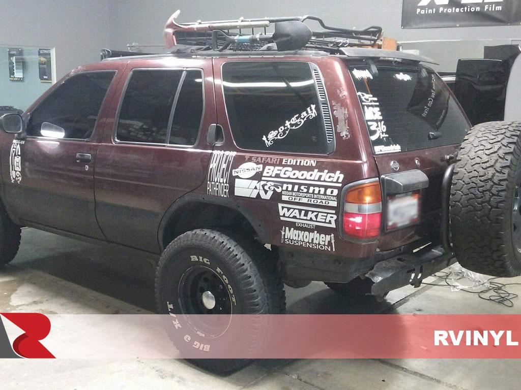 Rtint™ Nissan Pathfinder 1996-2004 Window Tint Kit