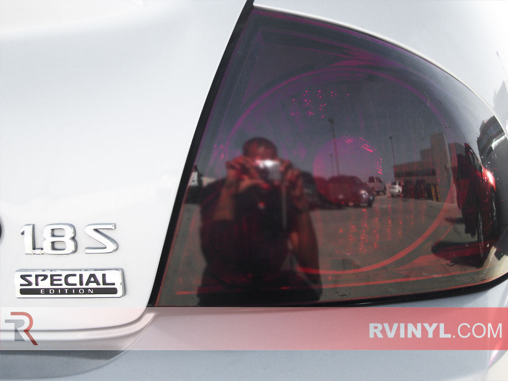 Rtint Nissan Sentra 2000 2006 Tail Light Tint Film