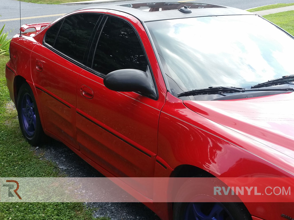 Red Window Tint >> Rtint Pontiac Grand Am 1999 2005 Window Tint Kit Sedan
