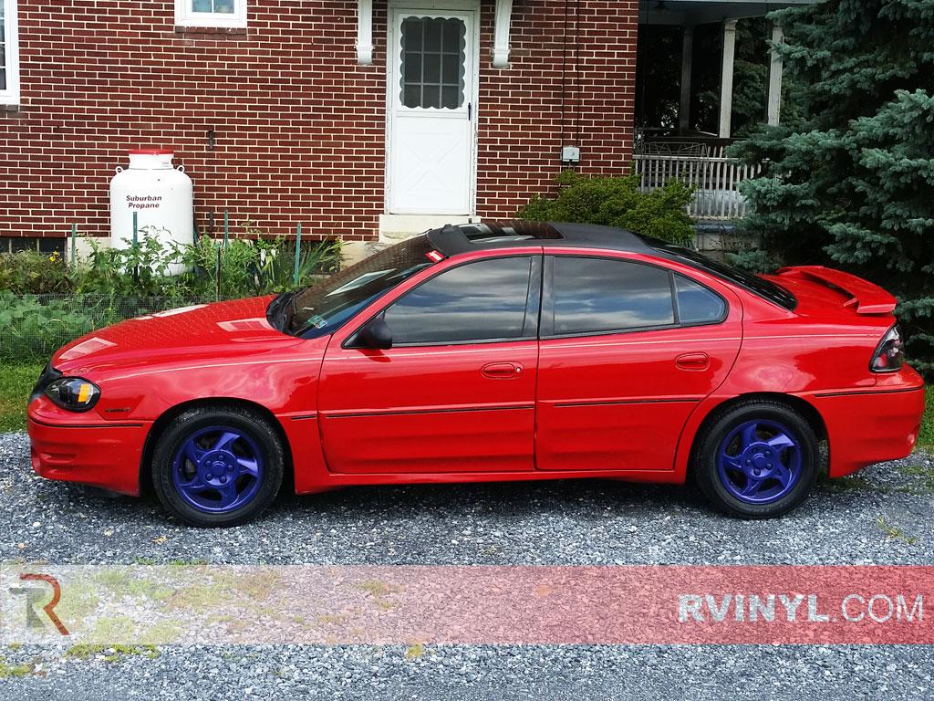 Red Window Tint >> Rtint Pontiac Grand Am 1999 2005 Window Tint Kit Sedan