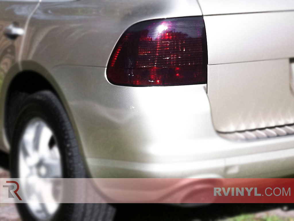porsche cayenne 2003 2006 blackout tail lights