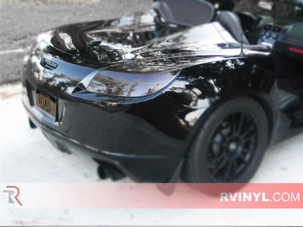 Saturn Sky 2007-2009 Tail Light Tints