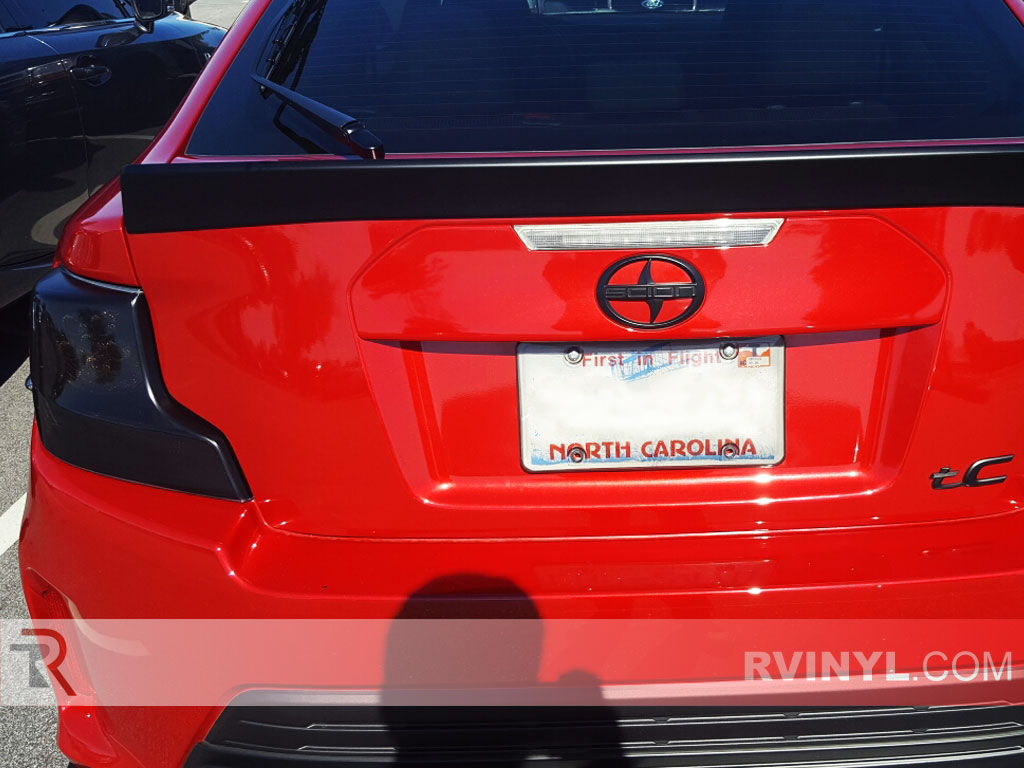 Rtint® Driver Side Taillight Overlay