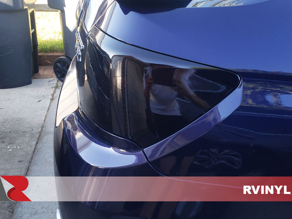 Rtint Impreza WRX Black Out Custom Tail Light Tint