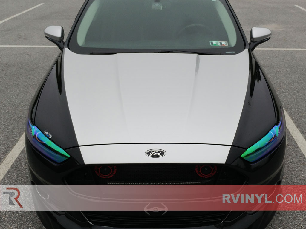 Ford Fusion Rtint� Chameleon Headlight Wrap